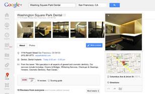 Washington Square Park Dental, SF
